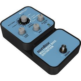 Source Soundblox Multiwave Bass Distortion Pedal