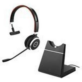 Jabra Evolve 65 Mono MS med lader