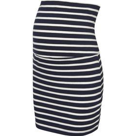 Mama.licious Jersey Maternity Skirt Blue/Navy Blazer