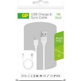 GP USB til Micro-USB ladekabel