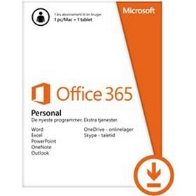 Microsoft Office 365 Personal (Download)