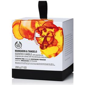The Body Shop Mandarin & Tangelo Scented Candle
