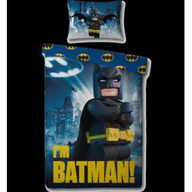 LEGO THE BATMAN MOVIE sängkläder