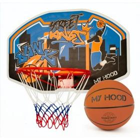My Hood Basket On Plate