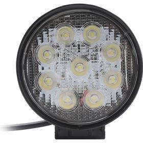 27W 2295LM EPISTAR LED Arbetsbelysning SVART 9-32V 30° EPWL02