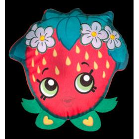 SHOPKINS kudde jordgubbe