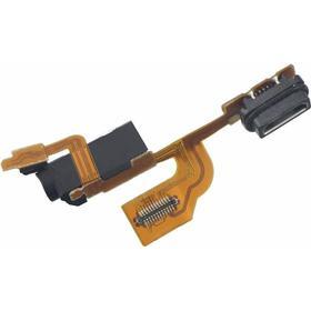 NOKIA LUMIA 925 FLEXKABEL MICRO-USB + HEADSET UTTAG