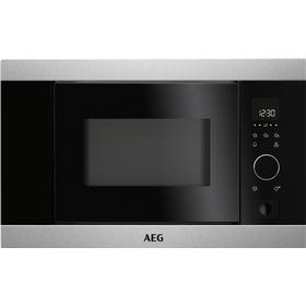 AEG MBB1756S-M Rustfri Stål