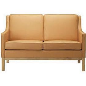 Fdb Design L601-2 Lædersofa, Sofa