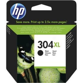 HP HP 304XL bläckpatron svart, 300 sidor N9K08AE