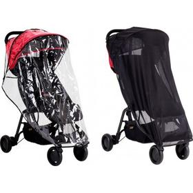 Mountain Buggy Nano Solskydd & Regnskydd
