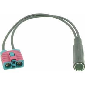 Connects2 Antenn adapter Volvo, Hona DIN - ISO Hona