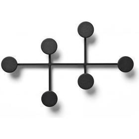 Menu - Afteroom Coat Hanger - Black (8900539)