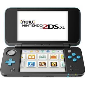 Nintendo New 2DS XL - Black/Turquoise