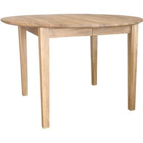 Smögen, Matbord runt Vit oljad ek