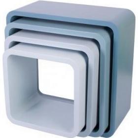Sebra Square Storage Units 4pcs