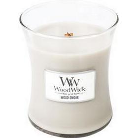 Woodwick Smoke (98075) Doftljus