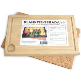 In Living - Planksteksbräda 21x19 cm