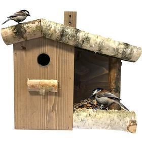 Gardenlife Sleep & Dine Nest Box