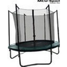 MCU-Sport Trampolin Classic Plus 244cm + Safety Net