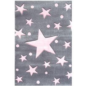 Livone Barnmatta Happy Rugs Stars 200x300cm