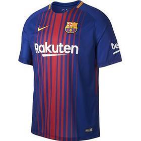 Nike Barcelona FC Home Jersey 17/18 Youth