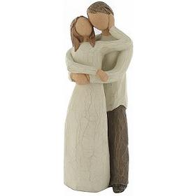 Willow Tree Together 22.8cm Figur