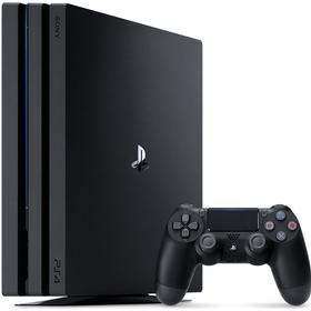 Sony Playstation 4 Pro 1TB - Black Edition