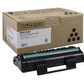 Ricoh Aficio SP100/SP112 (407166) svart toner 1200 sidor
