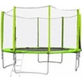 inSPORTline Trampoline +Froggy Pro Safety Net 366cm