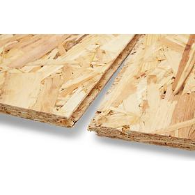 Intet Brand OSB 3 12x2440x610 mm TG2 Fer & not