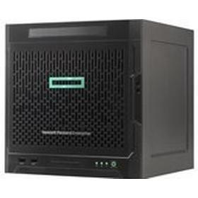 Hewlett Packard Enterprise HPE ProLiant MicroServer Gen10 Performance - ultramikrotorn - Opteron X3421 2.1 GHz - 16 GB - 0 GB