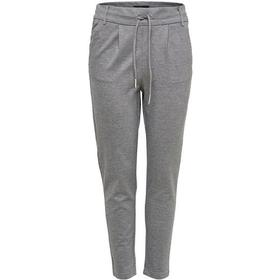 Only Solid Trousers Grey/Medium Grey Melange