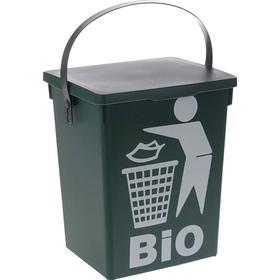 Lesara Bio Waste Bin 5L