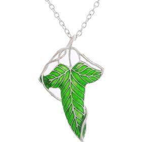 Sagan om ringen halsband the elven leaf brosch