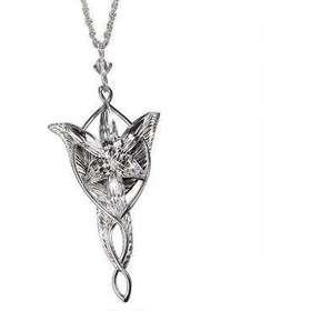 Sagan om ringen halsband arwen evenstar silver