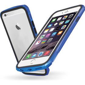 Odoyo - exklusiv metallskal & tpu bumper/iphone 6 - gemini blue