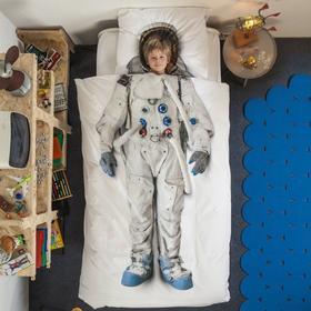 Snurk Bäddset Junior (Astronaut)