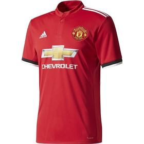 Adidas Manchester United Home Jersey 17/18 Sr
