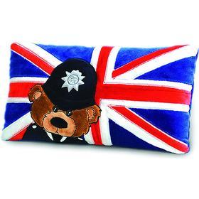 Keel Toys Policeman Cushion 40cm