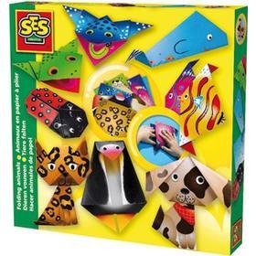 SES Creative Vikdjur - origami