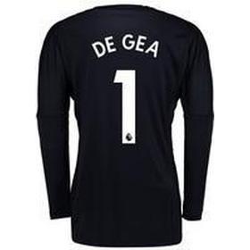 Adidas Manchester United Home Goalkeeper LS Jersey 17/18 De Gea 1. Youth