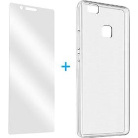 MTP Products Huawei P9 Lite Moxie Full Protection Set - Genomskinlig