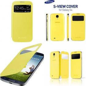 Samsung S4 S View Cover Gul