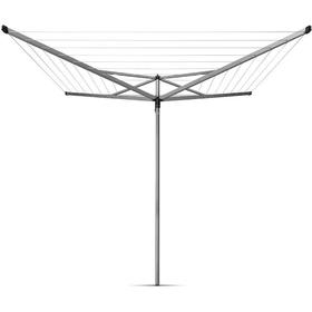 Brabantia Rotary Essential 40m with Ground Tube