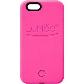 iPhone 6 Plus / 6S Plus LuMee LED Lys Selfie Cover - Hot Pink