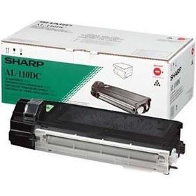 Sharp AL 1043, AL 2060 Toner AL110DC - Sort