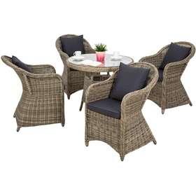 Storslåede Cafesæt bord Havemøbler - Sammenlign priser hos PriceRunner NM27