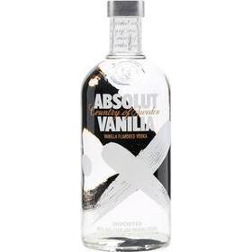 Absolut Vodka Vanilia 40% 70 cl