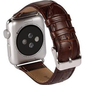 Benks Apple Watch Benks Læder Armbånd - 38mm - Brun